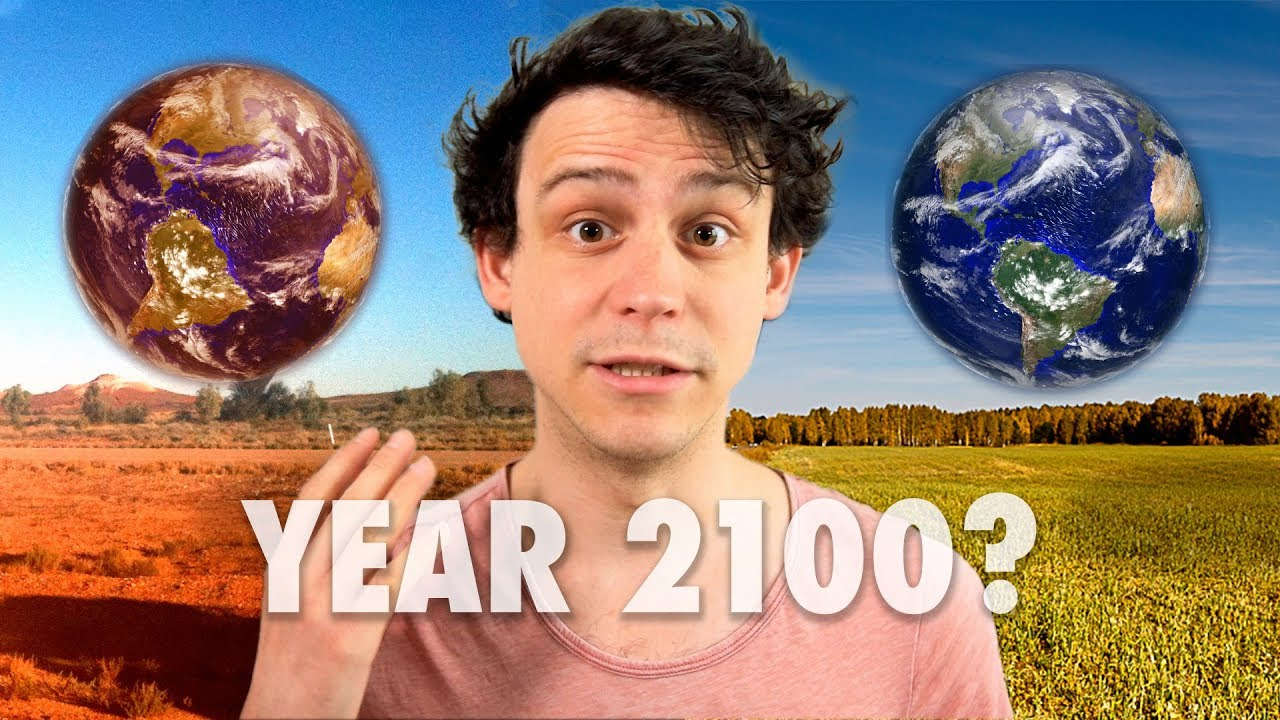 What Will Earth Look Like In 2100 Youtube