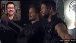 "Avengers Infinity War ""Family"" Featurette Reaction"