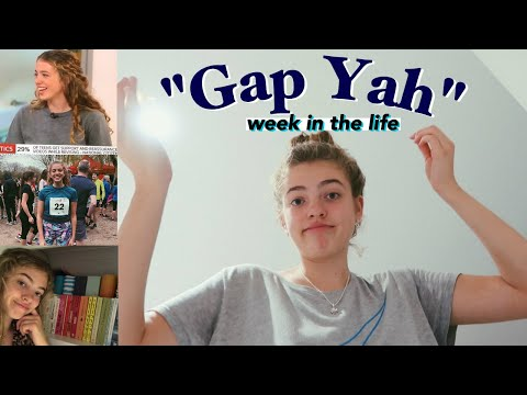 Realistic Week in My Gap Year Life 2019: What do I actually do when I'm not travelling???