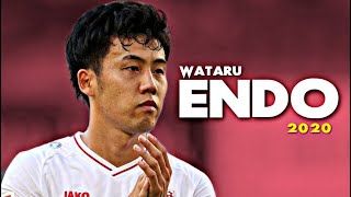 Wataru Endo(遠藤航) ● Amazing Defensive Skills ● 2020|HD