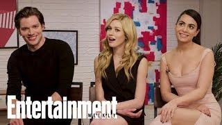 'Shadowhunters' Cast Dish On Their Final Season | Entertainment Weekly