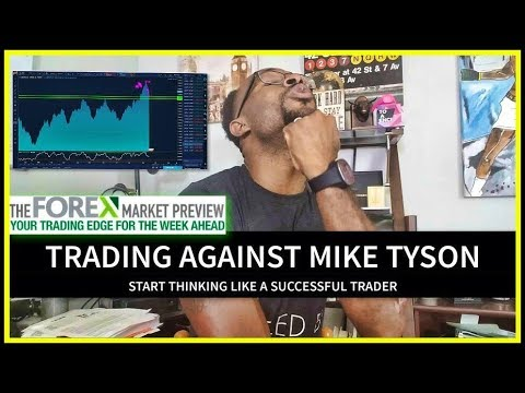 Trading Against Mike Tyson - Start thinking Like A Successful Trader.