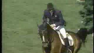 SHOWJUMPING: insane saves -- the Oxer TwoStep!