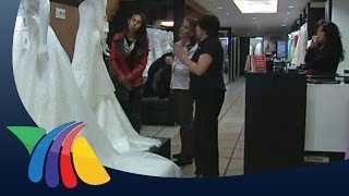 Construyendo mi sueño: Tienda de vestidos de novia | Noticias