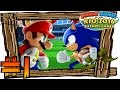 Mario and Sonic at the Rio 2016 Olympic Games Wii U Walkthrough Part 1 | All Events Gameplay