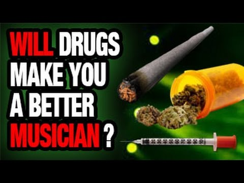 Can Drugs Help You Be a Better Musician?