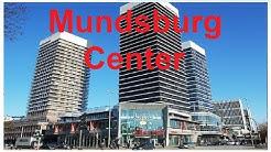 Гамбург  Hamburg Mundsburg-Center Торговый Центр Часть 1