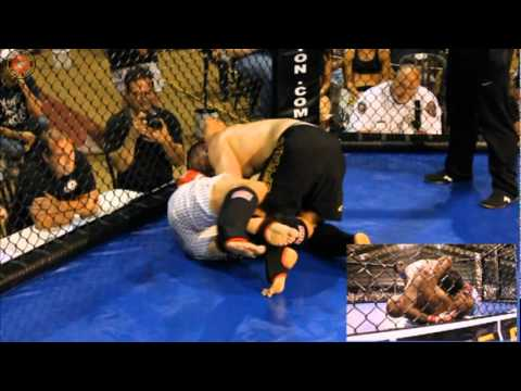 Stellar Fights 5 - Rob Reichanek vs Frank Lauro Jr. Pt 1.