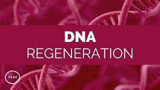528 Hz: DNA Repair - Cellular Regeneration, Full Body Healing, Solfeggio Healing Music #5181