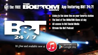 Tutorial of The BOB & TOM Show Mobile App
