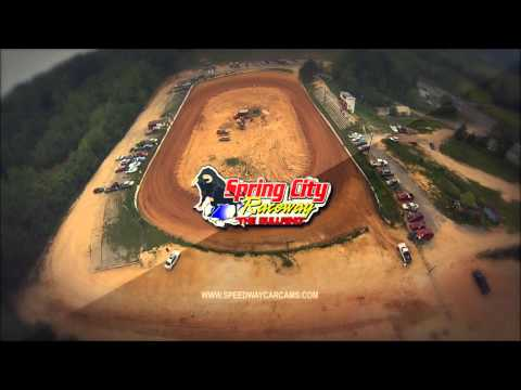 Spring City Raceway - Intro from Speedway Car Cams