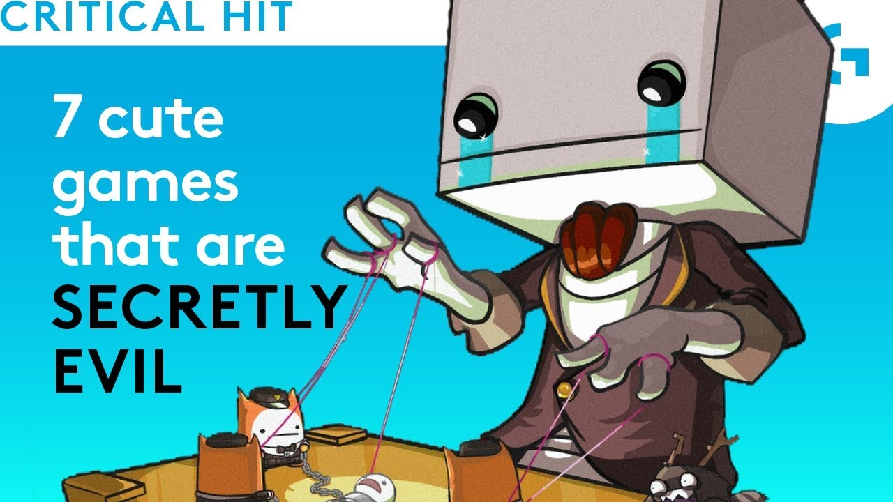 7 cute games that are secretly evil