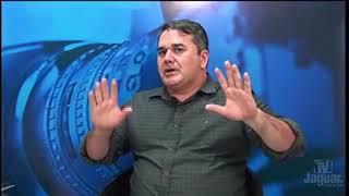 Entrevista no Em Pauta com Deputado Federal Cabo Sabino 18 08 2017