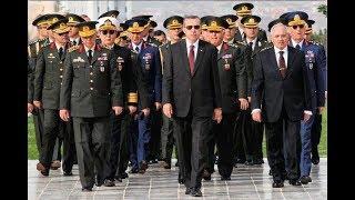 Эрдоган анонсировал окружение Африна