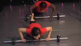Упражнения для рук-плеч-спины