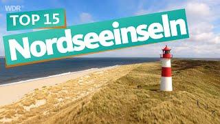 Nordseeinseln – von Sylt bis Texel | WDR Reisen