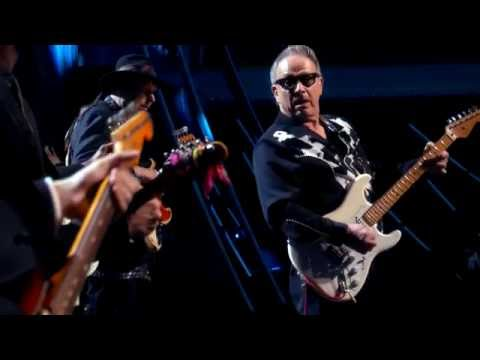 Double Trouble with Jimmie Vaughan, John Mayer, Doyle Bramhall and Gary Clark Jr  Pride and Joy