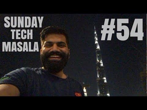 #54 Sunday Tech Masala - From the Heart of Dubai