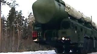 В Сибири ракеты  Ярс  показывают, на что способны