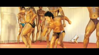Body Building scenes from Ai Movie HD