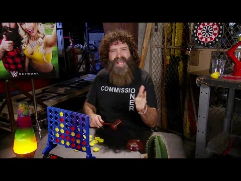 Mick Foley reveals how to have a nice day