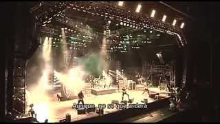 Emperor - With Strength I Burn (Subtitulada) Live