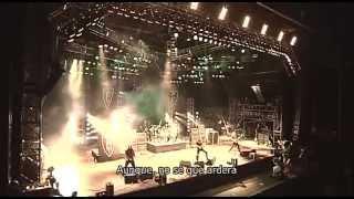 Emperor - With Strength I Burn (Subtitulada) Live