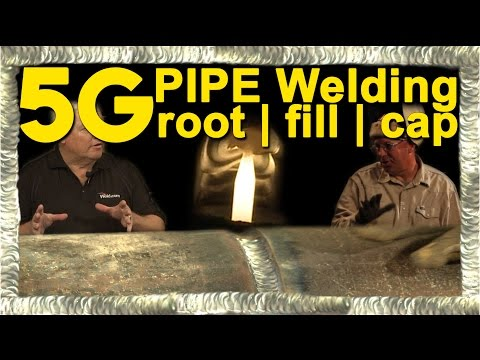 🔥 5G Pipe Welding - TIG Root and Fill with MIG Cap | TIG Time