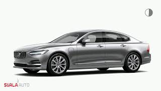Volvo S90 T8 Twin Engine 390pk Geartronic AWD Inscription