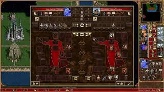 Герои меча и магии 3. Гайд (обучение) по горячим клавишам