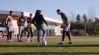 Challenge Arsenal - Citroen - Freestyle / Panna