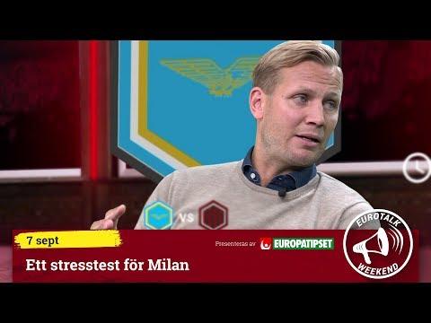 Eurotalk Weekend: Ett stresstest för Milan