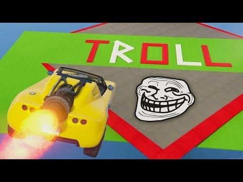 CARRERA TROLL! AYUDA!! - CARRERA GTA V ONLINE - GTA 5 ONLINE