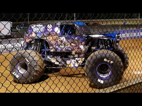 Son Uva Digger Wins Free Style Again - Hagerstown Speedway
