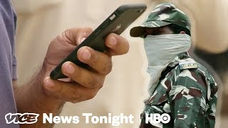 India Shuts Down The Internet More Than Any Other Country (HBO)