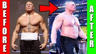 Fat Wrestlers 10 Recent Shocking and Incredible WWE Body Transformations!