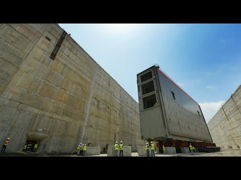 Panama Canal:  Leading the Industry