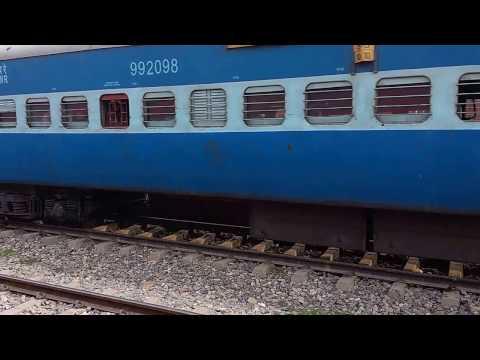 साबरमती एक्सप्रेस | Sabarmati Express | Darbhanga to Ahmedabad | Indian Railways
