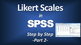 Likert Scales and Coding Groups  - Part 2