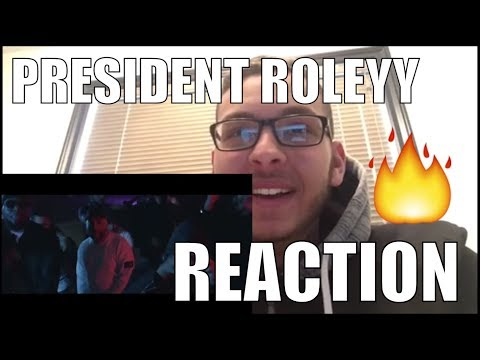 Imran Khan - President Roley (Official Music Video) REACTION BY AYMAN!!