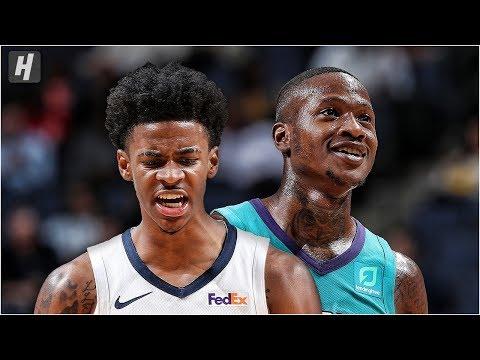Charlotte Hornets vs Memphis Grizzlies - Full Highlights   October 14, 2019   2019 NBA Preseason