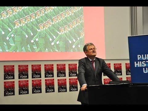 Sir Christopher Clark - 'Power' - QMUL Public History Unit - Full Talk