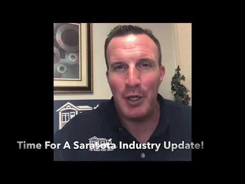 Sarasota Mobile Home Industry Update!