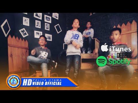 Lagu Lagu Sekolah Minggu ( Four Brothers ) - DAUD DAN GOLIAT,... ( Official Music Video ) [HD]