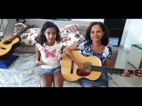 Minha vó compositora cantando sua a