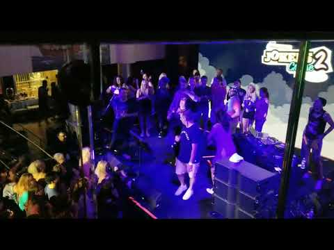 Impractical Jokers Cruise 2 - Costa Maya - Karaoke Killed the Cat New York