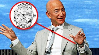 What Watches Do Billionaires Wear?