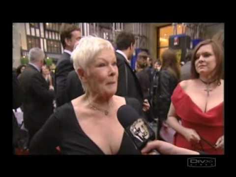 Matthew Macfadyen gooses Judi Dench