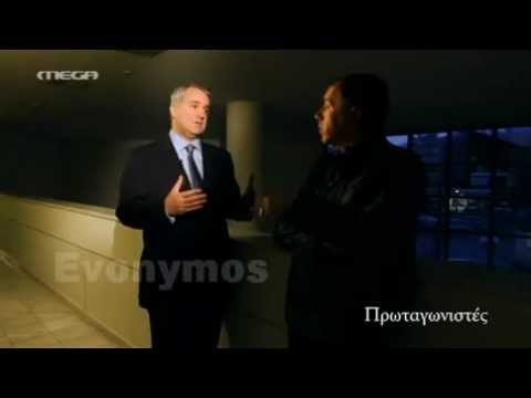 """Μάκης Βορίδης - Συνέντευξη στους """"Πρωταγωνιστές"""""""