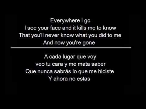 Shawn Mendes - I Don't Even Know Your Name  Inglés/español